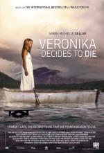 Veronika Ölmek İstiyor (2009) afişi