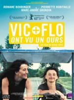 Vic + Flo Bir Ayı Gördü (2013) afişi