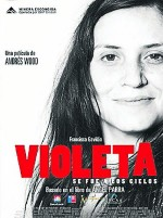 Violeta Cennete Gitti (2011) afişi