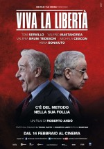 Viva la libertà (2013) afişi