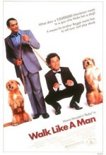 Walk Like A Man (1987) afişi