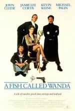 Wanda Adında Bir Balık (1988) afişi