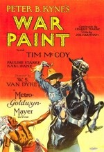 War Paint (1926) afişi