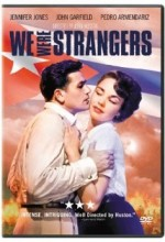 We Were Strangers (1949) afişi