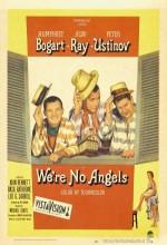 We're No Angels (1955) afişi