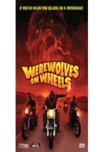 Werewolves On Wheels (1971) afişi