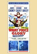 What Price Glory (1952) afişi
