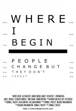 Where I Begin (2011) afişi