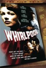 Whirlpool (1949) afişi