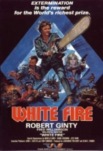 White Fire (1984) afişi