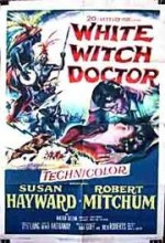 White Witch Doctor (1953) afişi