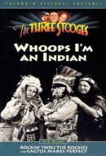Whoops, I'm An Indian! (1936) afişi