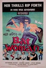 Wıld World Of Batwoman (1966) afişi