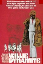 Willie Dynamite (1974) afişi