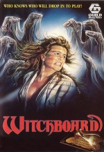 Witchboard (1986) afişi