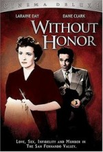 Without Honor (1949) afişi