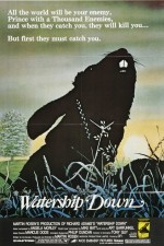 Watership Down (1978) afişi
