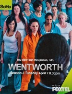 Wentworth Sezon 3 (2015) afişi