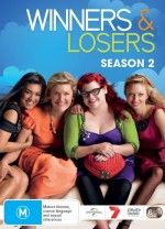 Winners & Losers Sezon 2 (2012) afişi