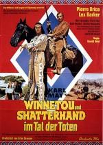 Winnetou und Shatterhand im Tal der Toten (1968) afişi
