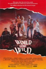 World Gone Wild (1988) afişi