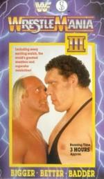WrestleMania 3 (1987) afişi