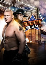 WWE Summerslam (2015) afişi