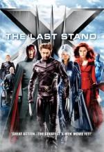 X-Men: Son Direniş Film izle