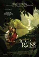 Yağmurlardan Önce