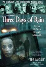 Yağmurlu üç Gün (2002) afişi