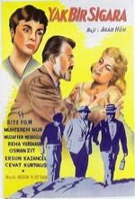Yak Bir Sigara (1960) afişi