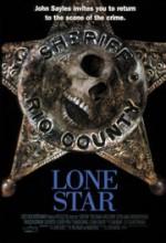 Yalnız Kovboy (1996) afişi