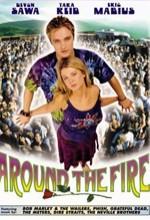 Yangın çevresi (1998) afişi