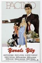 Yaralı Yüz (1983) afişi