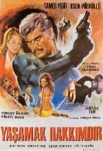 Yaşamak Hakkımdır (1969) afişi