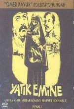 Yatık Emine (1974) afişi