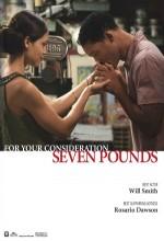 Yedi Yaşam (2008) afişi