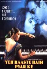 Yeh Raaste Hain Pyaar Ke (2001) afişi