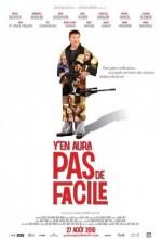Y'en Aura Pas De Facile (2010) afişi