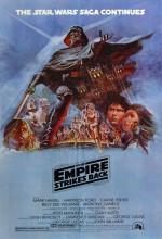 Yıldız Savaşları Bölüm V: İmparatorun Dönüşü (1980) afişi