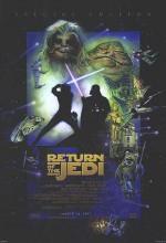 Yıldız Savaşları Bölüm VI: Jedi'ın Dönüşü Filmi Full izle