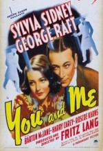 You And Me (ı) (1938) afişi