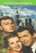 You Gotta Stay Happy (1948) afişi