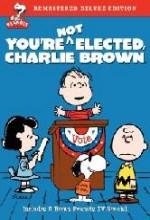 You're Not Elected, Charlie Brown (1972) afişi