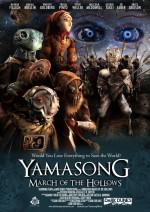 Yamasong: March of the Hollows (2016) afişi