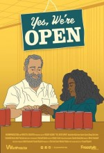 Yes, We're Open (2016) afişi