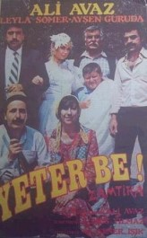 Yeter Be (1985) afişi