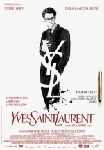 Yves Saint Laurent (2014) afişi