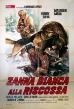 Zanna Bianca Alla Riscossa (1974) afişi