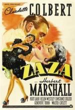 Zaza (1939) afişi